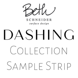 Dashing Sample Strip