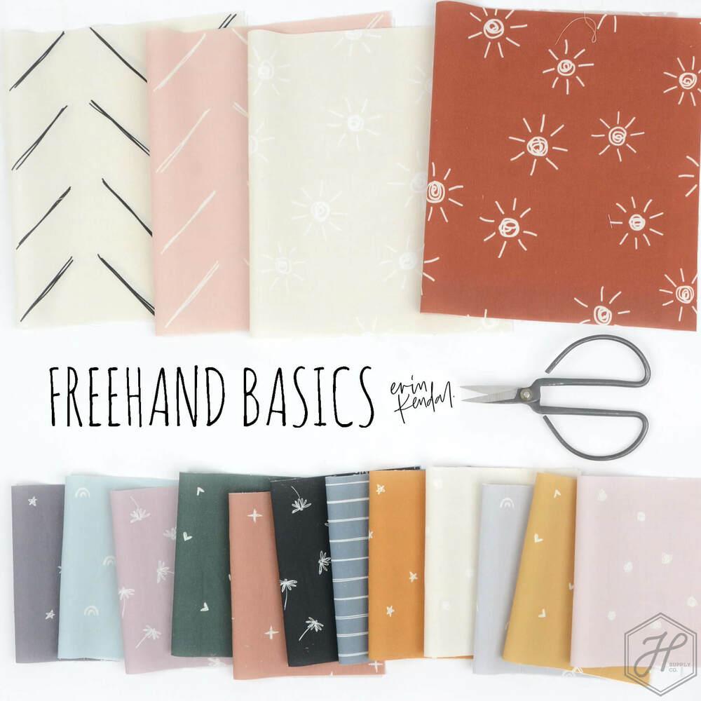 Freehand Basics High Volume Poster Image