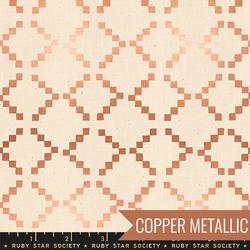 Tile in Copper