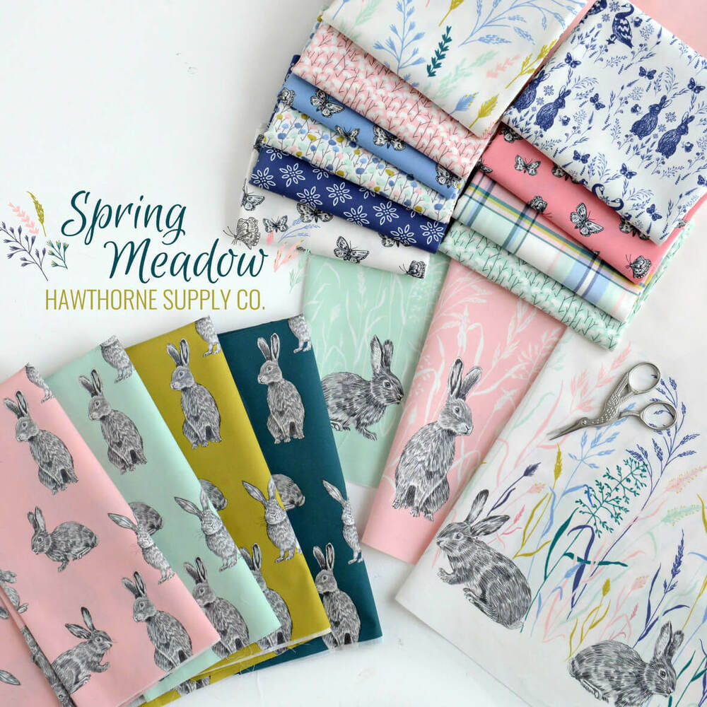 Spring Meadow Poster Image