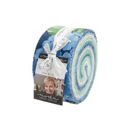 Cottage Bleu Jelly Roll
