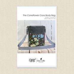 Coneflower Cross Body Bag