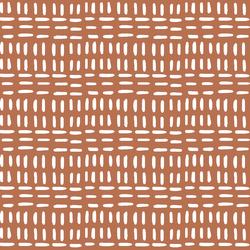 Stitched in Terracotta