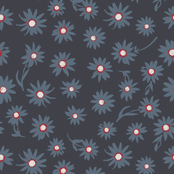 Flower Glory Rayon in Trinkets