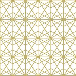 Terrarium in Brass on White