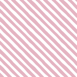 Rogue Stripe in Carnation
