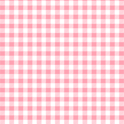 Small Buffalo Plaid in Rose Pink