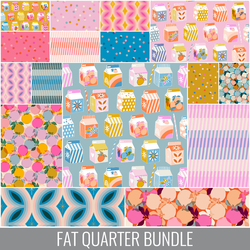 Clementine Fat Quarter Bundle