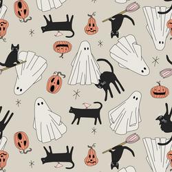 Haunted Halloween in Ghoulish