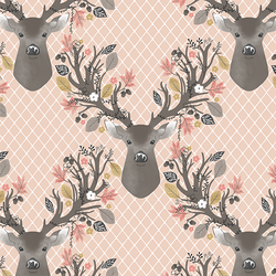 Stag Forest in Shell