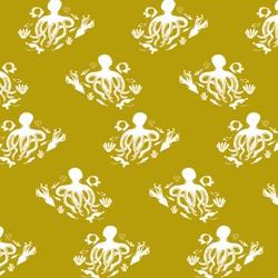 Octopus in Golden