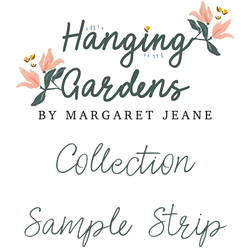 Hanging Gardens Sample Strip