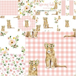 Spring Cub Fat Quarter Bundle in Big Girl Cub