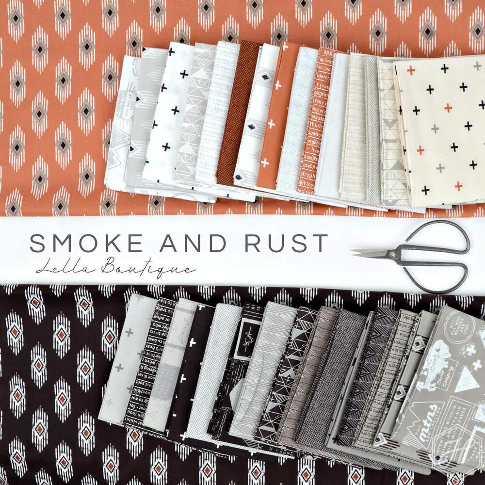 Smoke and Rust Poster Image