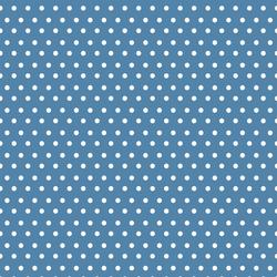 Garden Dot in Blue Yonder