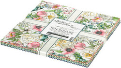 Nature's Notebook 10 inch Charm Pack