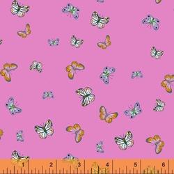 Butterfly in Pink