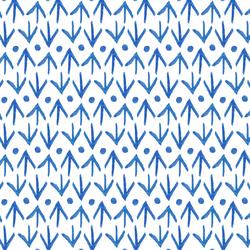 Painted Arrows in Azure
