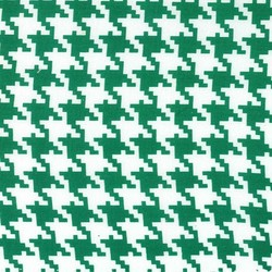 Everyday Houndstooth in Spearmint