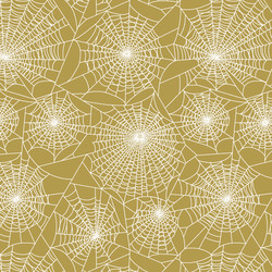 Tangled Web in Gold
