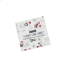 """Candy Cane Lane 5"""" Square Pack"""