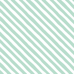 Rogue Stripe in Mint