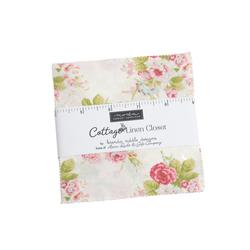 Cottage Linen Closet Charm Pack