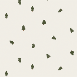 Tossed Trees in Pine