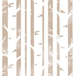 Big Birches in Sand