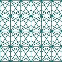 Terrarium in Emerald on White