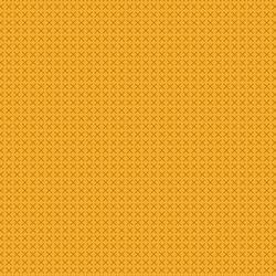 Cross Stitch in Mustard