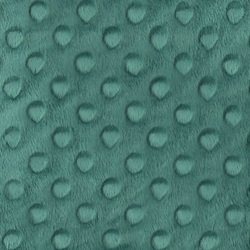 Minky Dimple Dot in Agate