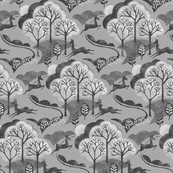 Trees in Grey