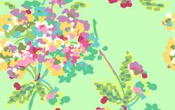 Water Bouquet in Mint