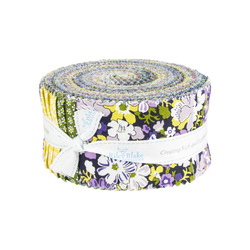 """The Carnaby Collection 2.5"""" Strip Roll in Daydream"""