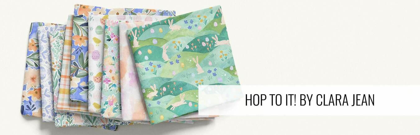 Hop To It! by Clara Jean