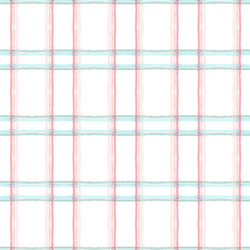 Sweet Plaid in Candy