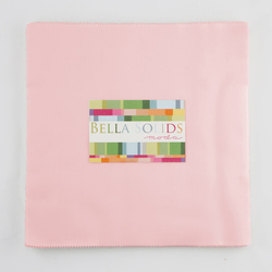 Bella Solids Junior Layer Cake in Sisters Pink