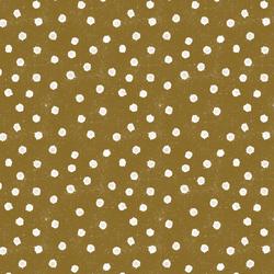 Snow Dot in Gold