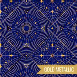 Celestial Grid in Royal