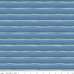 Stripes in Denim