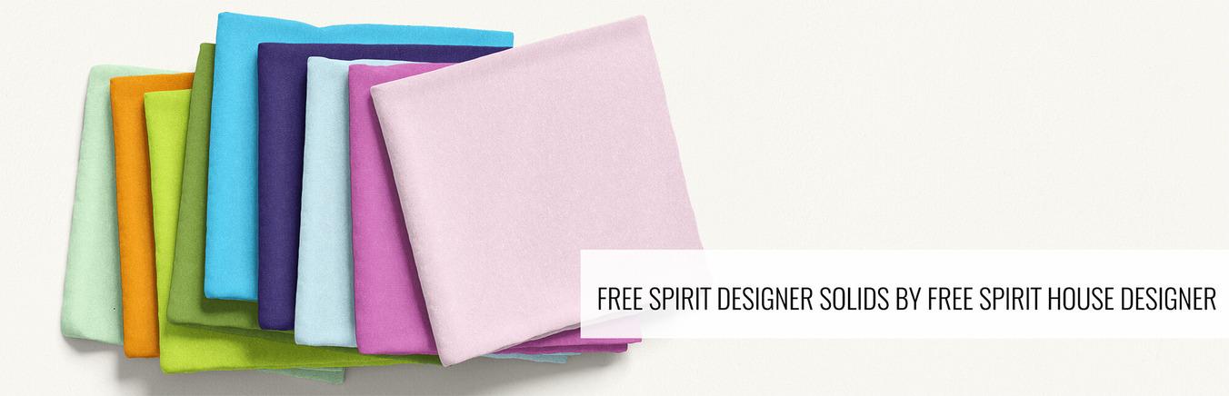 Free Spirit Designer Solids
