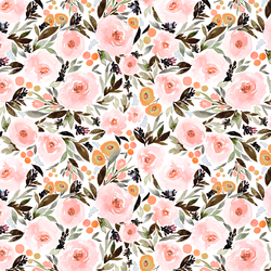 Berry Blossom in Blush