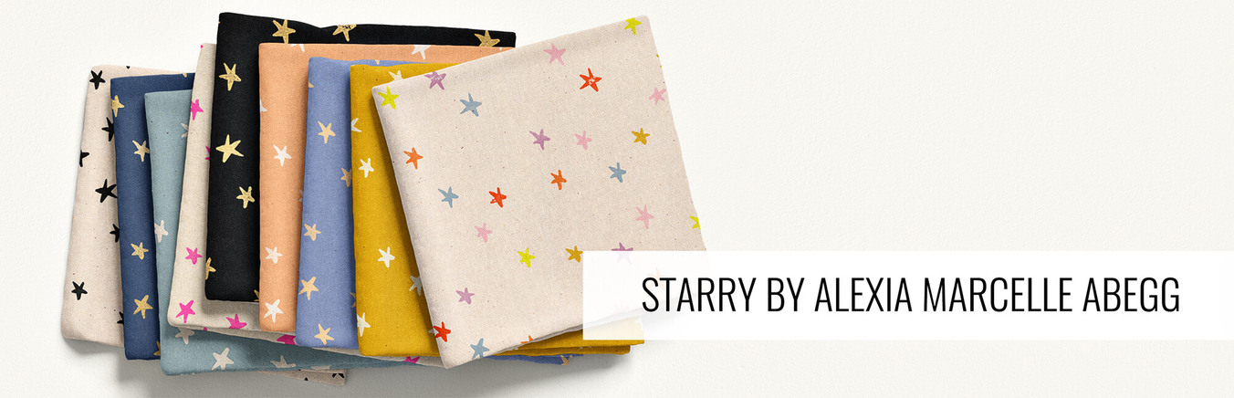 Starry by Alexia Marcelle Abegg