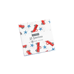 """All American 5"""" Square Pack"""