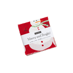 Merry and Bright Mini Charm Pack