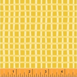 Plaid in Yellow