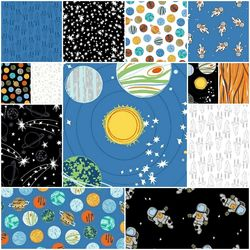 Out Of This World Fat Quarter Bundle