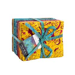 Sunny Day Batiks Fat Quarter Bundle