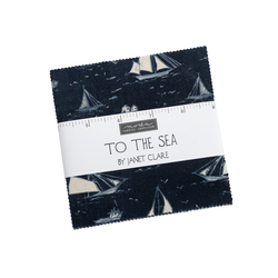 To the Sea Charm Pack